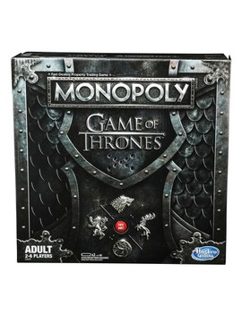 Monopoly Game Of Thrones Board Game For Adults by Monopoly
