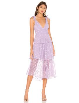 Rowan Midi Dress by Majorelle