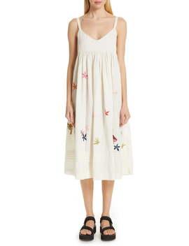 Daisy Midi Dress by Story Mfg.