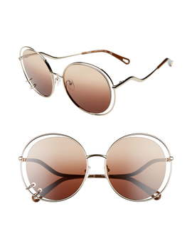 Wendy 59mm Round Sunglasses by ChloÉ