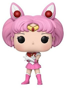 Funko 13753 Px 1 U3 Pop Anime: Sailor Moon   Chibi Moon Collectible Vinyl Figure, Standard, Pink by Fun Ko