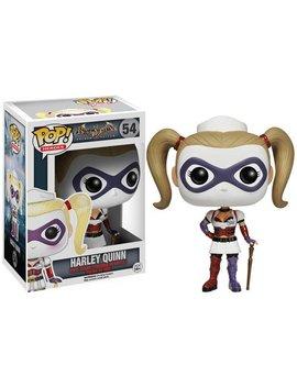 Funko Pop Heroes: Arkham Asylum Nurse Harley Quinn by Fun Ko