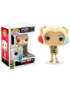 Funko Pop! Suicide Squad Harley Quinn Gown Exclusive Heroes #108 by Fun Ko