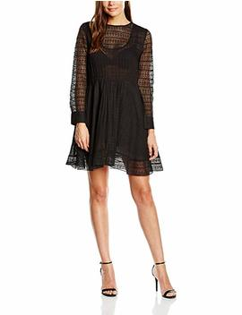 Gat Rimon Women's Lace Sleeve Dress by Gat Rimon