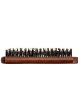 Gran Naturals Teasing Boar Bristle Hair Brush For Women   Teasing Comb With Rat Tail Pick For Hair Sectioning Used For Edge Control, Backcombing, Smoothing, And Styling Fine Hair To Create Volume by Gran Naturals