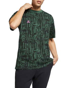 Nrg All Conditions Gear Print Men's Logo T Shirt by Nike