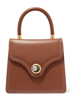 Lady Leather Tote by Ratio Et Motus