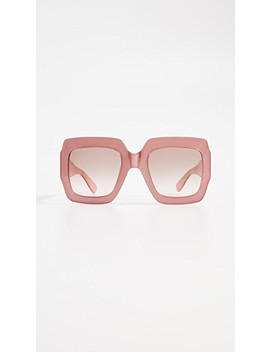Pop Web Sunglasses by Gucci
