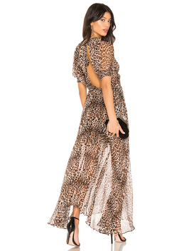 Kitty Kat Midi Dress by Bec&Bridge