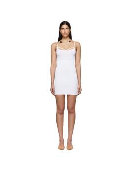 Off White 'la Robe Dolceaqua' Dress by Jacquemus