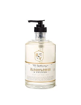 U.S. Apothecary Elderflower And Vetiver Body And Hand Soap by Us Apothecary