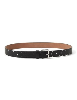 Studded Trouser Belt by Banana Repbulic