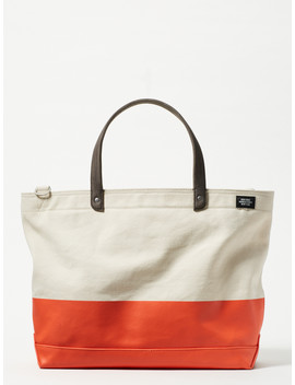 Dipped Industrial Canvas Coal Bag by Kate Spade