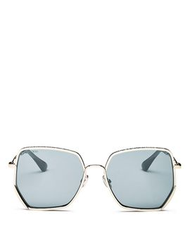 Women's Aline Square Sunglasses, 58mm by Jimmy Choo