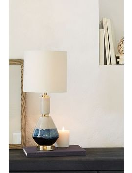 Hazel Lamp Ensemble by Anthropologie