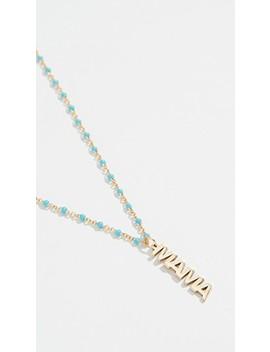 Sawyer Necklace by Jennifer Zeuner Jewelry