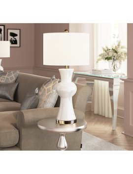 Garlen Column 2 Piece Table Lamp Set by Wayfair