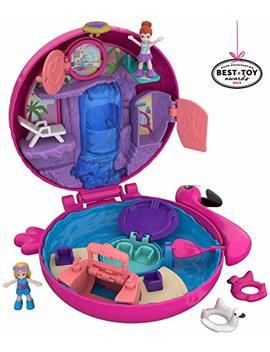 Polly Pocket Big Pocket World, Flamingo by Polly Pocket