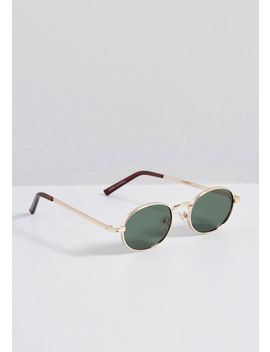 Keepin' On Sunglasses by Modcloth
