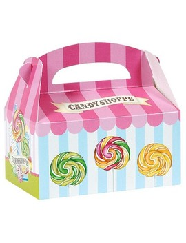 8 Ct Candy Shoppe Favor Boxes by Buy Seasons
