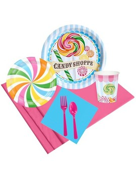 8ct Candy Shoppe Party Pack by Buy Seasons