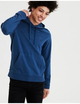 Ae Graphic Tonal Hoodie Tee by American Eagle Outfitters
