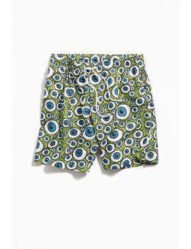 Boardies® X Fos Eyes Mid Length Swim Short by Boardies