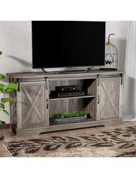 "Pavo Tv Stand For T Vs Up To 65"" by Three Posts"