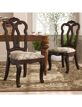 Weinberger Dining Chair by Astoria Grand