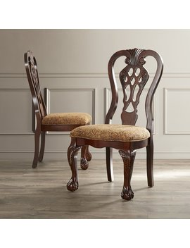 Christon Upholstered Dining Chair by Astoria Grand