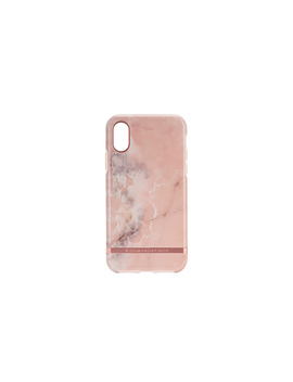 Pink Marble I Phone X/Xs Case by Richmond & Finch