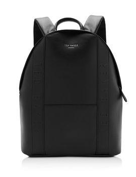 Dominoe Debossed Backpack by Ted Baker