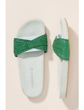 Humanoid Sage Sima Slide Sandals by Humanoid