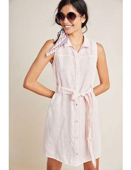 Cloth & Stone Sleeveless Linen Shirtdress by Cloth & Stone