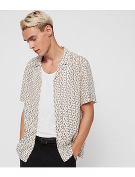 Notes Shirt by Allsaints
