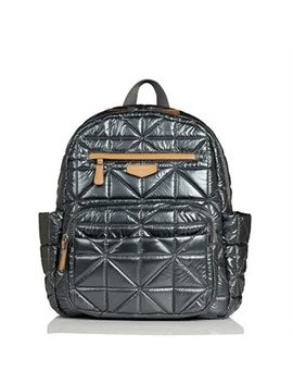 Companion Backpack, Pewter by Twelv Elittle