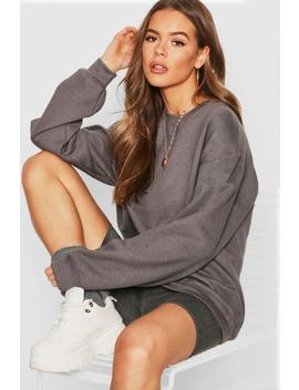 Oversize Sweat by Boohoo
