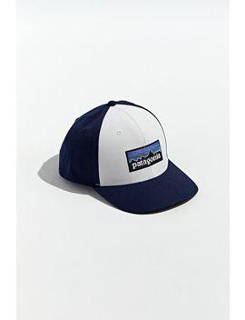 Patagonia P 6 Logo Roger That Snapback Hat by Patagonia