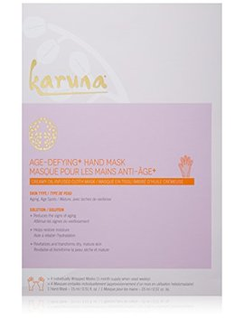 Karuna Age Defying+ Hand Mask Box, 4 Ct by Karuna