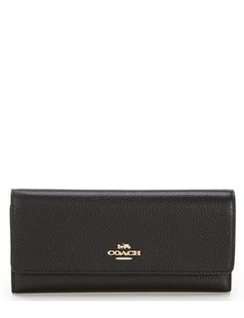 Soft Trifold Wallet by Coach
