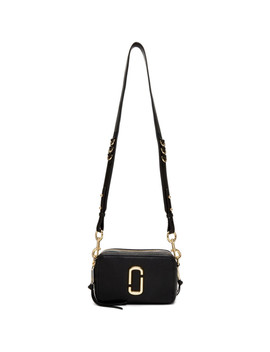 Sac Noir Softshot 21 by Marc Jacobs