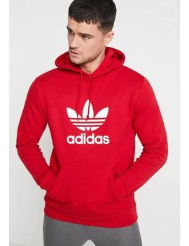 Trefoil Hoodie   Hoodie by Adidas Originals