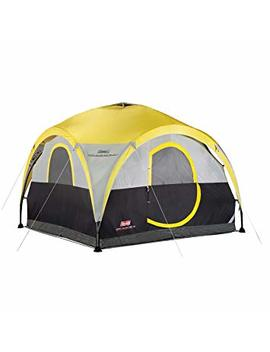 Coleman 2 In 1 All Day Shelter And 4 Person Tent by Coleman