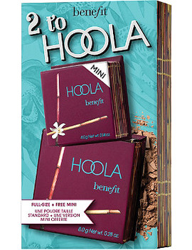 2 To Hoola Bronzer Set by Benefit Cosmetics