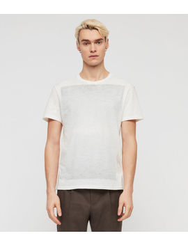 Cadfer Fade Crew T Shirt by Allsaints