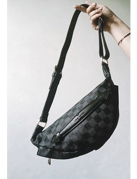 Damier Graphite Canvas Fanny Pack by Louis Vuitton