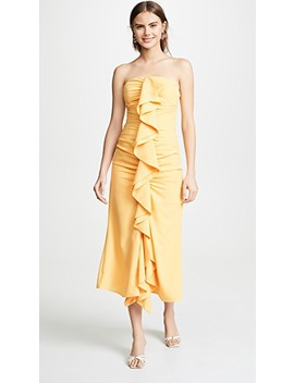 Vices Midi Dress by C/Meo Collective