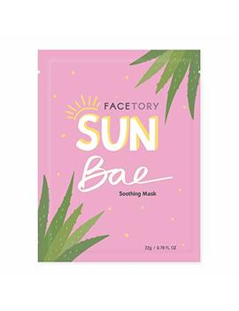 Face Tory Sun Bae Aloe Vera Soothing Sheet Mask (Pack Of 10) by Facetory
