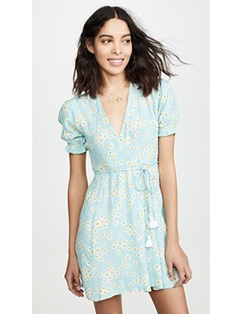 Mira Wrap Dress by Faithfull The Brand