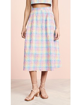 Naomi B Skirt by Saloni